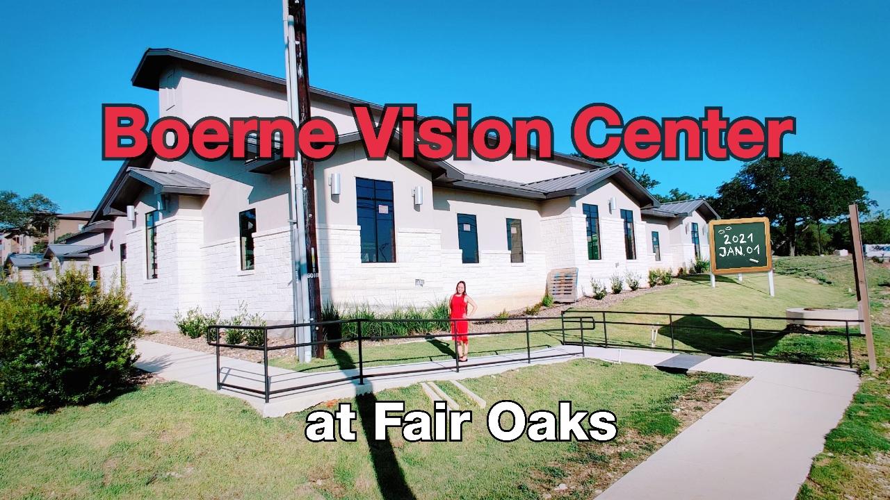 boerne vision center at fair oaks